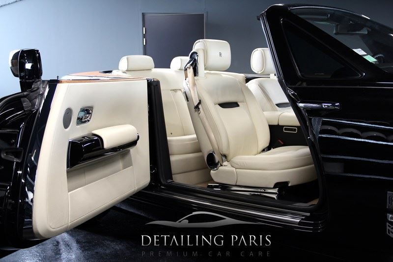 Detailing paris centre r novation ferrari porsche for Lavage interieur voiture paris